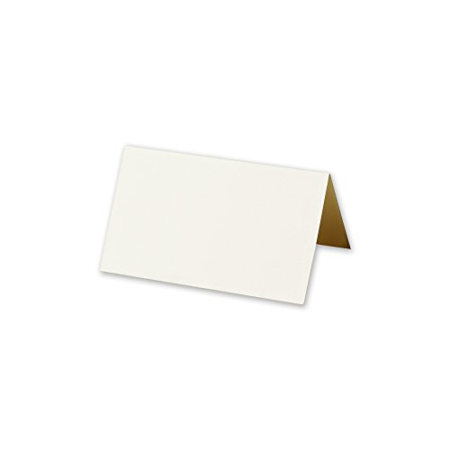 Cranes Kid Ecru Bulk Place Card