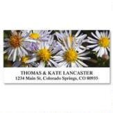 American Wildflowers Self-Adhesive, Flat-Sheet Deluxe Address Labels (24 Designs)