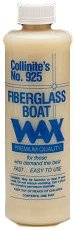 Collinite Fiberglass Boat Wax - Collinite 925 Fiberglass Boat Wax 16 oz - 2 Pack