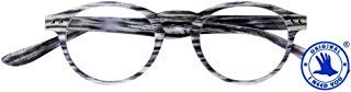 Temples Gray Frame - I NEED YOU Readers Black Gray Hangover Panto Plastic Frame With Extra Long Spring Temples Reading Glasses +1.5 Strength Or Choose Your Power