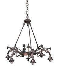 6-Arm Victorian Chandelier