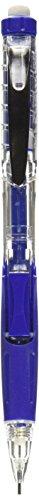 Pentel Mechanical Pencil, Refillable Lead/Eraser,0.7mm,Blue (PENPD277TC)