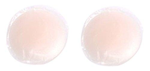 生む例外施しシリコンニップレス(ニプレス)乳首パット 透け防止、繰り返し使える 箱なし