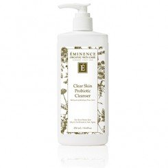 Defense Eminence Sun (Eminence Clear Skin Probiotic Cleanser, 8.4 Ounce)