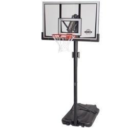 Lifetime Portable All Weather Basketball System, 52 Inch Shatterproof Backboard
