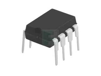 MCP601 Series 6 V 2.8 MHz Single Supply CMOS Operational Amplifier - PDIP-8, Pack of 50 (MCP601-I/P)