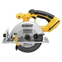 DewaltProducts Saw Circ Cordless 6-1/2In 18V, Sold as 1 Each