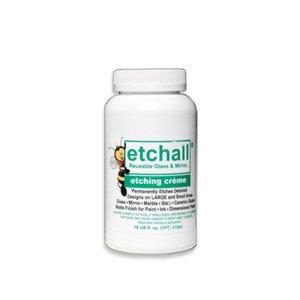 etchall Etching Creme (32 oz) B&B Etching Products Inc.