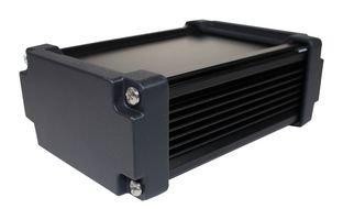 Metal Enclosure, EMC, Heavy Duty, Waterproof, Heat Resistant, Heat Sink, Aluminium, IP67, 56.3 mm
