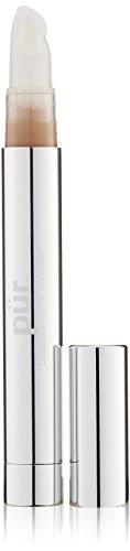 PÜR Disappearing Ink 4-in-1 Concealer Pen in Medium, 0.12 Fluid Ounce -