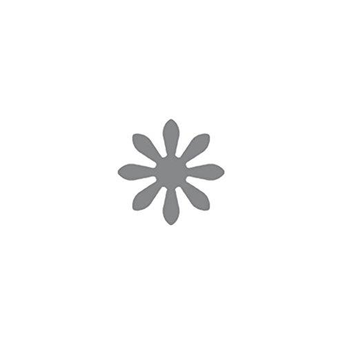 Per mancini e destrorsi Fiocco di neve Acciaio di qualit/à//Plastica Lever Punch /Ø 1,9 cm Bianco//Arancione S Fiskars Perforatore a leva 1004642