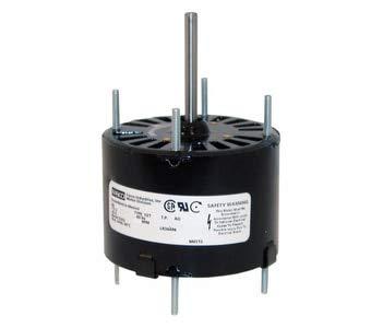 HVAC Motor, 1/30 HP, 1500 rpm, 115V, 3.3