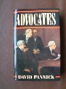 img - for Advocates by David Pannick (1992-04-02) book / textbook / text book