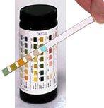 100 Urine Test Strips 10 Parameter