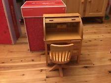 American Girl Kit's Wooden School Desk and