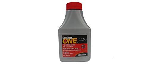 Shindaiwa One 2-Cycle Oil 6 Pack 2.6 fl. oz – 1 Gallon Mix (80036)