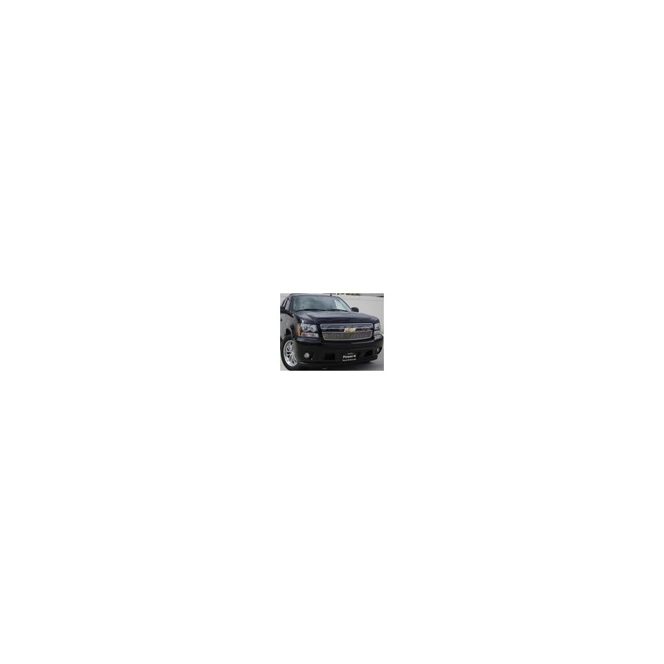 2007 2009 Chevy Avalanche/Tahoe/Suburban T Rex® 2 Pc Vertical Billet Grille