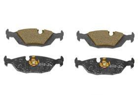 BMW e23 e24 e28 e30 _ ATE _ Brake Pad Set _ REAR pads friction linings ()