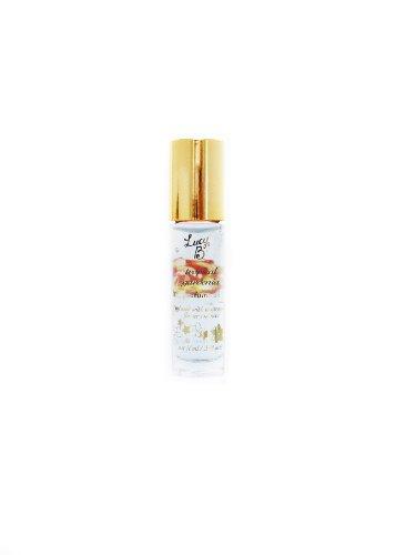 Lucy B Roll-On Oil, Tropical Gardenia, .33-Fluid Ounce Bottle