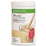 Herbalife Formula 1 Shake Vanilla Alternative Proteins (Allergen Free, Sesame, Pea & Rice Protein) (Rice Shake)