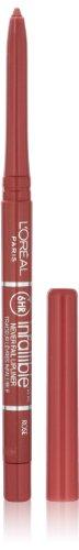 L'Oréal Paris Colour Riche Never Fail Lip Liner, Rose, 0.009 oz.