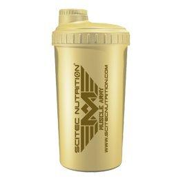 Scitec Nutrition Shaker Beef rot Shaker 700 ml Eiweiß Shaker Proteinshaker Gym