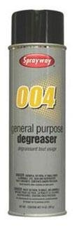 Sprayway SW004 General Purpose Degreaser, 14 oz