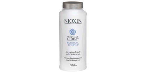 Tablet Intensive Therapy (Nioxin Intensive Therapy Recharging Complex, 90 Count)