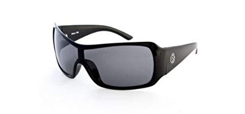 Filtrate Eyewear AUDIO Sunglasses- Matte Black with Grey Lenses ()