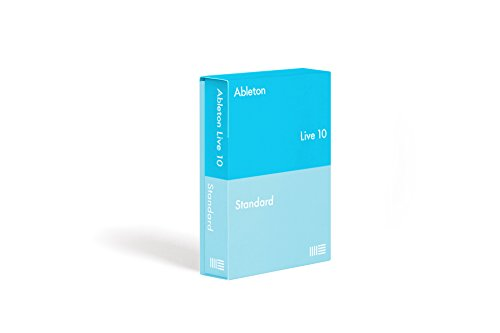 Ableton Multitrack Recording Software (Live 10 Standard) ()