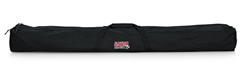 Gator Cases Speaker Stand Carry Bag with Dual Compartment and 58