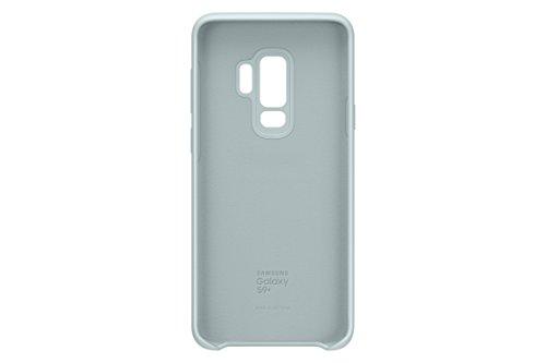 Samsung–Carcasa de silicona para Samsung Galaxy S9+–Azul