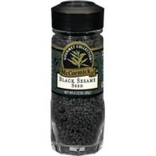 Mccormick Black Sesame Seed Spice, 18 Ounce -- 6 per case. by McCormick