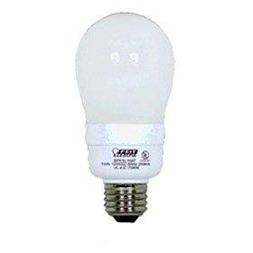 Feit Electric BPESL5A 25-Watt Equivalent A-Shape CFL Bulb ()