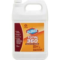 Clorox Total 360 Disinfectant Cleaner (1 Gal)