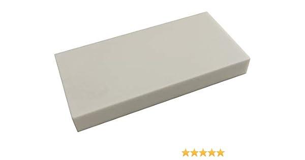 Idahone Ceramic Bench Stone Sharpener White Fine Grit