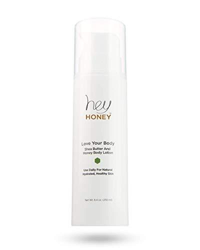- LOVE YOUR BODY - Honey Body Lotion - Hey Honey Skin Care