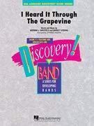 Hal Leonard I Heard It Through the Grapevine Concert Band Level 1 1/2 Arranged by Johnnie Vinson
