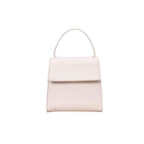 - Bsjmlxg Women's Fashion Classic Simple Pure-colour Slant Bag Single Shoulder Bag Purse Messenger Bag Makeup Travel