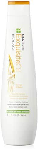 Shampoo & Conditioner: Biolage Matrix Exquisiteoil