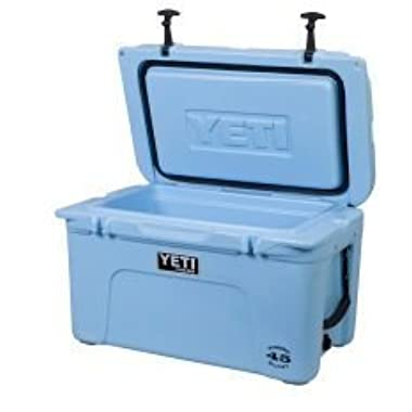 Yeti Tundra 45 Quart Cooler - Ice Blue