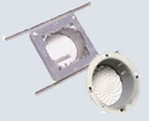 """Valcom 5 Pack Metal Bridge for4"""" Spkr V-9915M-5"""