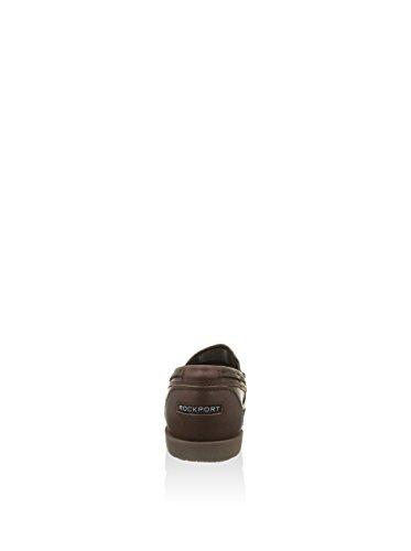 Rockport V79607, Mocasines para Hombre, Chocolate, 44 EU