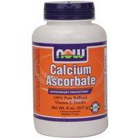 Ascorbate de calcium en poudre - 8 oz - poudre (Multipack)