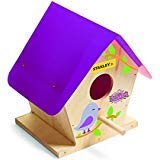 Stanley Jr.. - Birdhouse Kit, Large Wood Building Kits Ages 5+ (OK009BUD-Sy), Mixed ()