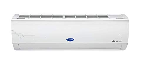Carrier 1.5 Ton 3 Star Inverter Split AC (Copper, PM 2.5 Filter, CAI18ES3R30F0, 2021 Model, White)