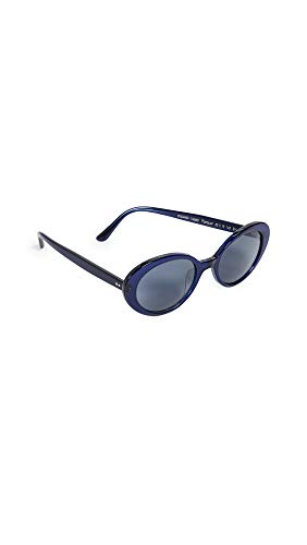Oliver Peoples The Row Women's Parquet Sunglasses, Denim, Blue, One ()