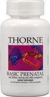 Thorne Research - Basic Prenatal - 90ct