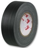 Waterproof Matte Gaffer Tape - Black