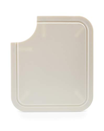 Camco-Sink-Mate-Cutting-Board-Designed-For-RV-Camper-and-Trailer-Kitchen-Sinks-Create-More-Counter-Space-Cut-Corner-for-Scrap-Release-Sturdy-Design-White-43857